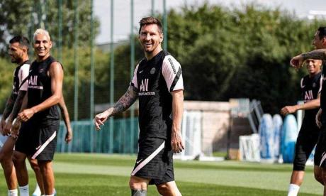 """Keylor Navas alaba a Messi y dice que """"divertirse con los mejores es lindo"""""""