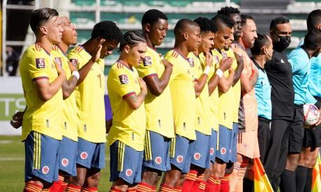 ¿Cuándo y a qué hora juega Colombia ante Paraguay y Chile?
