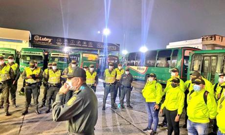 Distrito anuncia la llegada de 322 policías para reforzar la seguridad