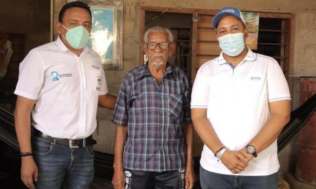 Creadores y gestores culturales de Riohacha reciben pensión vitalicia