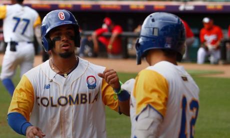 Colombia debuta con triunfo en el Mundial de Béisbol sub-23