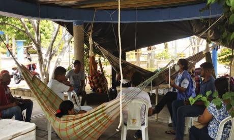 ONU y Human Rights expresan preocupación por jóvenes huelguistas de La Guajira