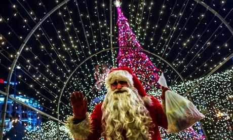 En imágenes: Así celebraron la Navidad en el mundo
