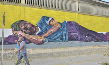En imágenes | Los murales finales de Killart