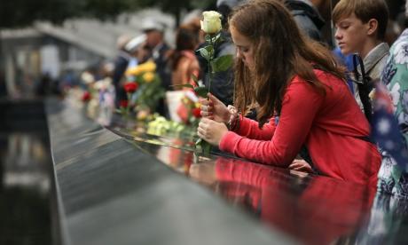 Así rinden homenaje a las víctimas de los atentados del 11 de septiembre