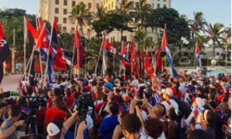 'Cuba and the Camera Man': exposición humana de los conflictos en la isla