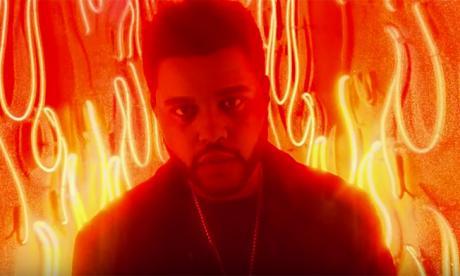 The Weeknd estrena el videoclip de 'Party Monster'
