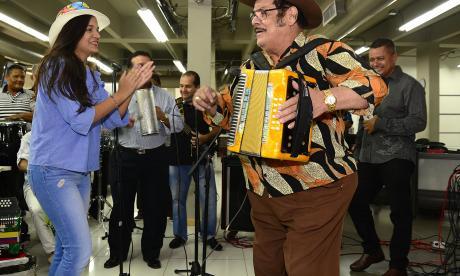 Recuerde a 'Alicia la flaca' de Aníbal Velásquez en #SesionesEH