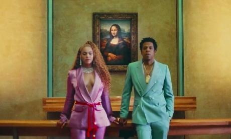 Beyoncé y Jay-Z sorprenden con su primer álbum en conjunto y video de 'Apesh*t'