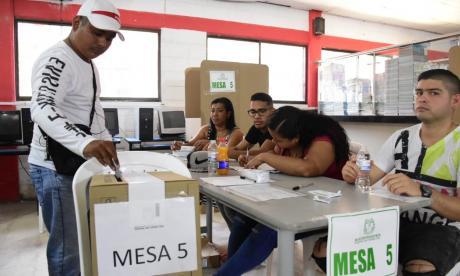 EL HERALDO en elecciones | Una jornada en modo mundial de fútbol