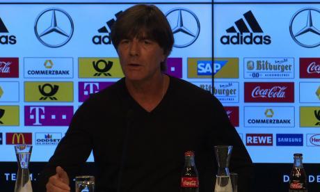 Joachim Löw, seleccionador alemán.