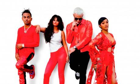 Así suena 'Taki Taki', lo nuevo de DJ Snake con Cardi B, Ozuna y Selena Gomez