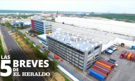 Las 5 breves de EH | Nueva planta en Galapa de Tecnoglass y Saint-Gobain generará 1.700 empleos