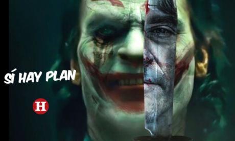 Sí Hay Plan | Llegó a las salas de cine de Barranquilla el 'Joker'