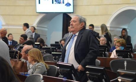 En video   Debate de moción de censura contra el Mindefensa, Guillermo Botero