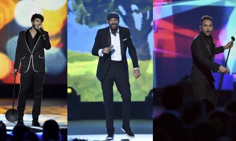 En video   Yatra, Juan Luis Guerra, Ozuna, entre otros, cantan éxitos de Juanes para homenajearlo