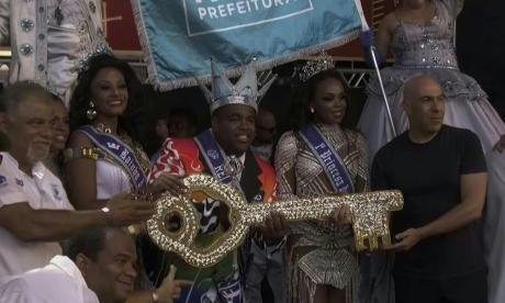 En video | El Carnaval ya llegó a Rio