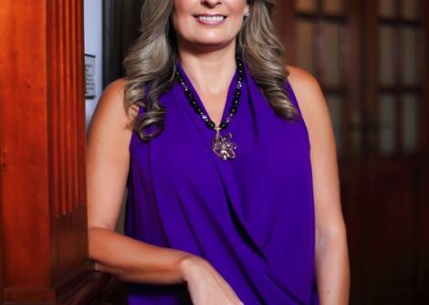 María José Vengoechea Devis, presidenta ejecutiva de la Cámara de Comercio de Barranquilla.