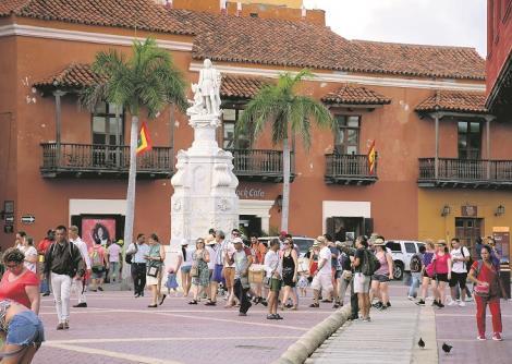 Proyectos como el Grand Palladium Hotels & Resorts Cartagena, complejo hotelero de alto nivel se realizará en el norte de la ciudad.
