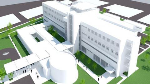 El hospital José David Padilla Villafañe tendrá una estructura moderna.