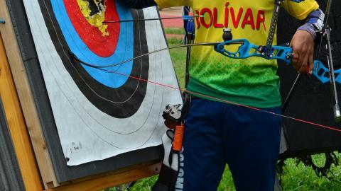El sanjacintero Andrés Pila abrió el camino a este deporte en el departamento de Bolívar