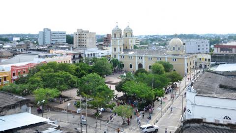 La Administración Municipal de Sincelejo trabaja en la planificación de la ciudad.