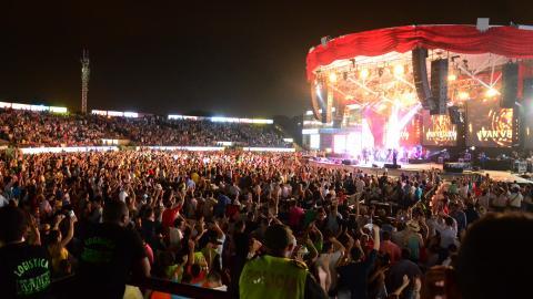 Cada año cientos de participantes llegan a conquistar la corona como soberanos del folclor vallenato en diferentes categorías.