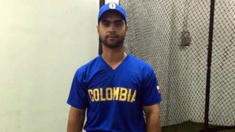 José Mosquera, mánager barranquillero de 31 años.