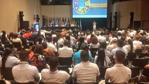 El informe fue presentado en el Encuentro iberoamericano contra la Discriminación.