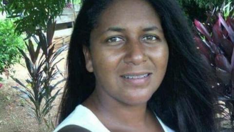 Yadira Sucerquia Macea, mujer asesinada.