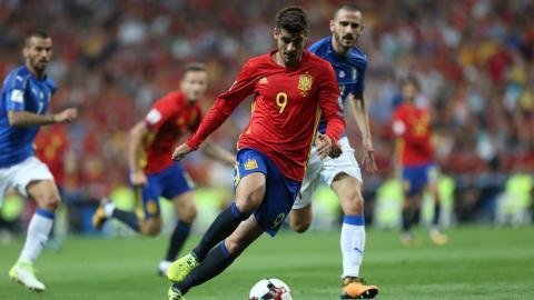 Álvaro Morata no irá al Mundial.