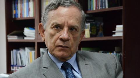 Gustavo Galvis Hernández, presidente de Andesco.