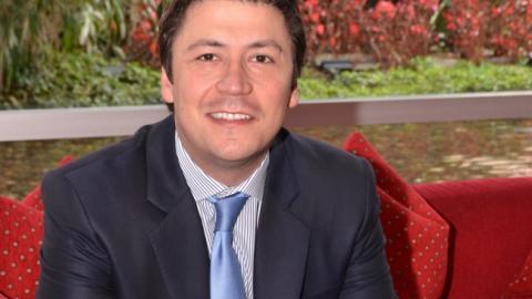 Daniel Arango, viceministro de Desarrollo  Empresarial.