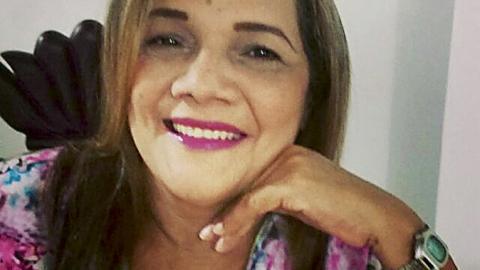María Claudia Ortiz.