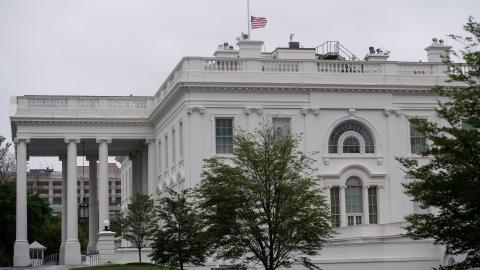 La Casa Blanca, en Washington.
