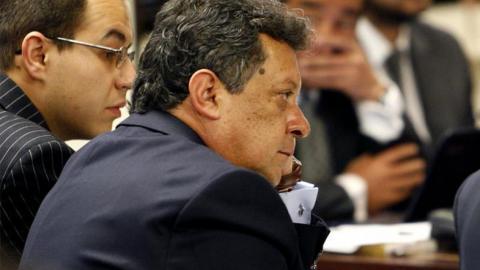 Mario Aranguren.