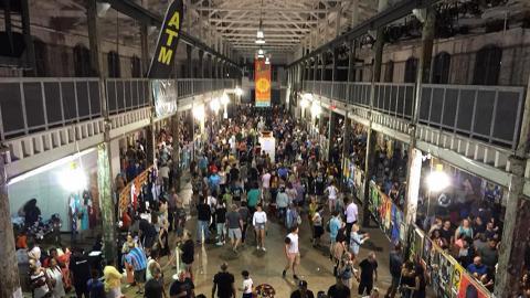 El festival se realiza en la ciudad de Trenton.