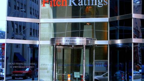 Edificio de Fitch Ratings.