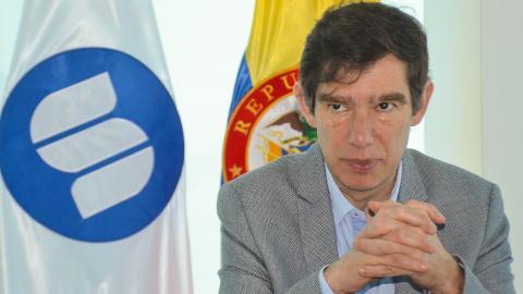 El supersociedades Francisco Reyes Villamizar.