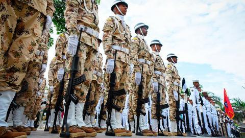 En Barranquilla más de 2.000 uniformados participarán en el desfile.