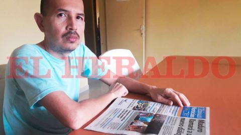 Juan Carlos Sánchez Latorre, en una foto reciente.