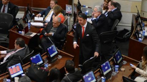 El Congreso escuchó a los aspirantes al cargo de Contralor, el cual será escogido el lunes 20 de agosto.