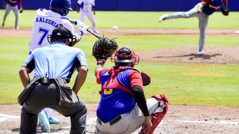 El béisbol tendrá bastante acción en el 'Édgar Rentería' en lo que queda de 2018.
