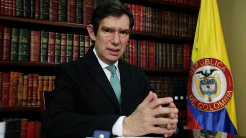 El supersociedades, Francisco Reyes Villamizar.
