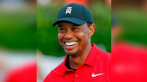 El golfista estadounidense Tiger Woods.