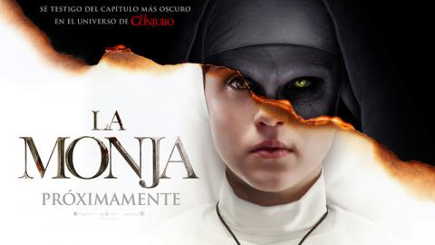 Imagen de La Monja.