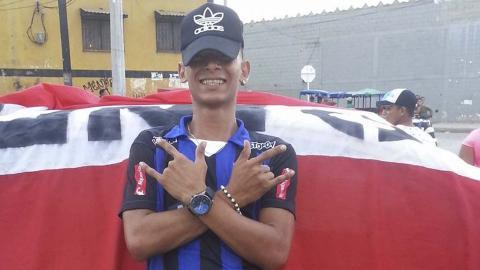 José Fernando Correa Bacca, de 34 años, abatido.