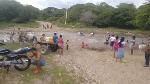 Poblaciones rurales al norte del Cesar, como el corregimiento El Alto de la Vuelta, han resultado afectadas por las crecientes de los ríos.