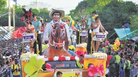 Las Fiestas del 20 de Enero en Sincelejo siguen siendo las más atractivas e importantes del departamento de Sucre.