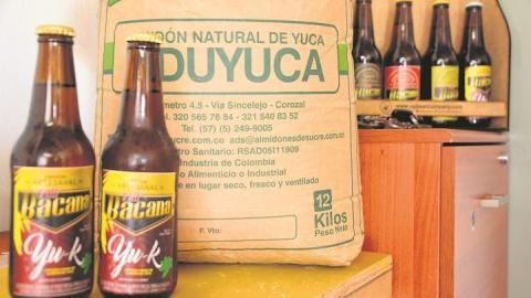 La cerveza Full Bacana tiene variedad de sabores: rubia, roja y negra.